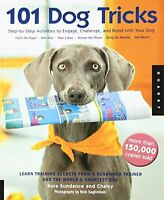 101 Dog Tricks: Step By Step Activities To Engage, Challenge, And Bond With Your on sale