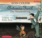 Colfer, E: Artemis Fowl - Die Verschwörung/4 CDs von Eoin Colfer (2013)