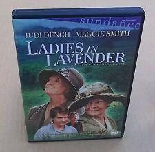 Ladies in Lavender (DVD, 2005) Lady Judi Dench Maggie Smith Daniel Bruhl VGC