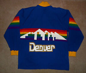 the latest 16854 50a42 canada rainbow denver nuggets jersey b1582 6c7f9