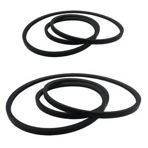 "32668MA 2 Edger Belt Fits Craftsman Murray 88690MA and TH4H330 1//2/""x33/"""