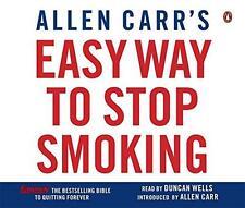 Allen Carr's Easy Way to Stop Smoking, Allen Carr | Audio CD Book | 978014180637