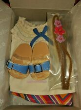 NEW American Girl Julie's Summer Skirt Set COMPLETE OUTFIT