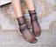 Fashion-Ultrathin-Women-Lady-Fishnet-Mesh-Lace-Socks-Silky-Short-Ankle-Stockings thumbnail 19