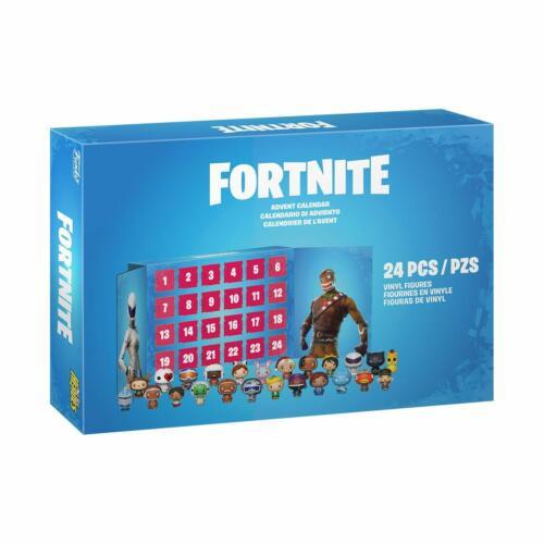Funko 42754 Fortnite Adventskalender 2019 Pocket-Pop Sammelfiguren Spielzeug