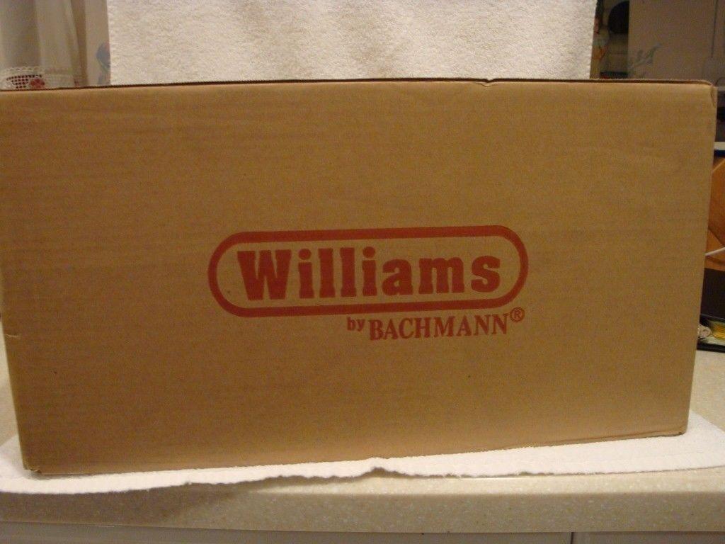 Williams 43453 60 ft Madison Chessie System 4 Coche Set Nuevo En Caja Sellada