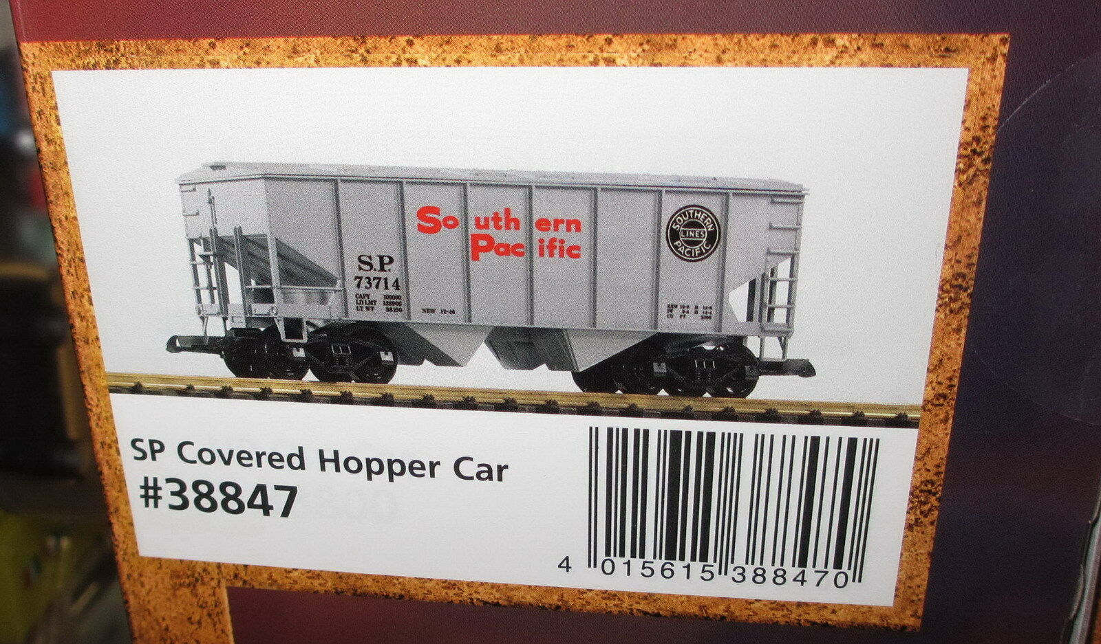 nelle promozioni dello stadio PIKO Traccia G 38847 Southern Pacific ammassare autorello Hopper auto auto auto SP __ NUOVO  ottima selezione e consegna rapida