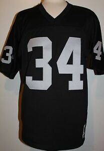 Bo Jackson #34 Oakland Raiders Throwback Jersey Mitchell & Ness  hot sale