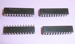 4x org Atmel Palce 20V8 H 15 PC//4 DIP24 Flash Pal 20//8 CP20V8 NOS