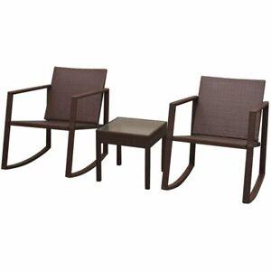 vidaXL-Outdoor-Rocking-Chair-Table-3-Piece-Poly-Rattan-Brown-Garden-Furniture