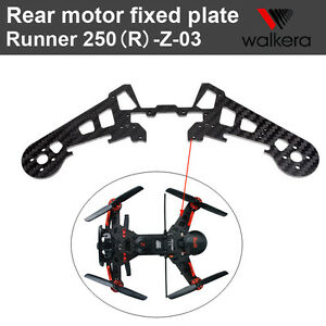 Walkera Runner 250 Advance Quadcopter Spare Part Rear Motor Fixed Plate (R)-Z-03