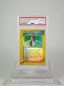Psa 8 Reverse Holo Hyper Potion Pokemon Skyridge 127144 Ebay