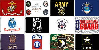 Dont Tread On Me MILITARY FLAGS 3X 5FT Pow Gonzales Gadson First Navy Jack