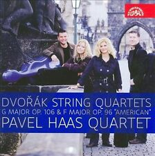 Dvorak: String Quartets Op. 106 & 96 'American', New Music