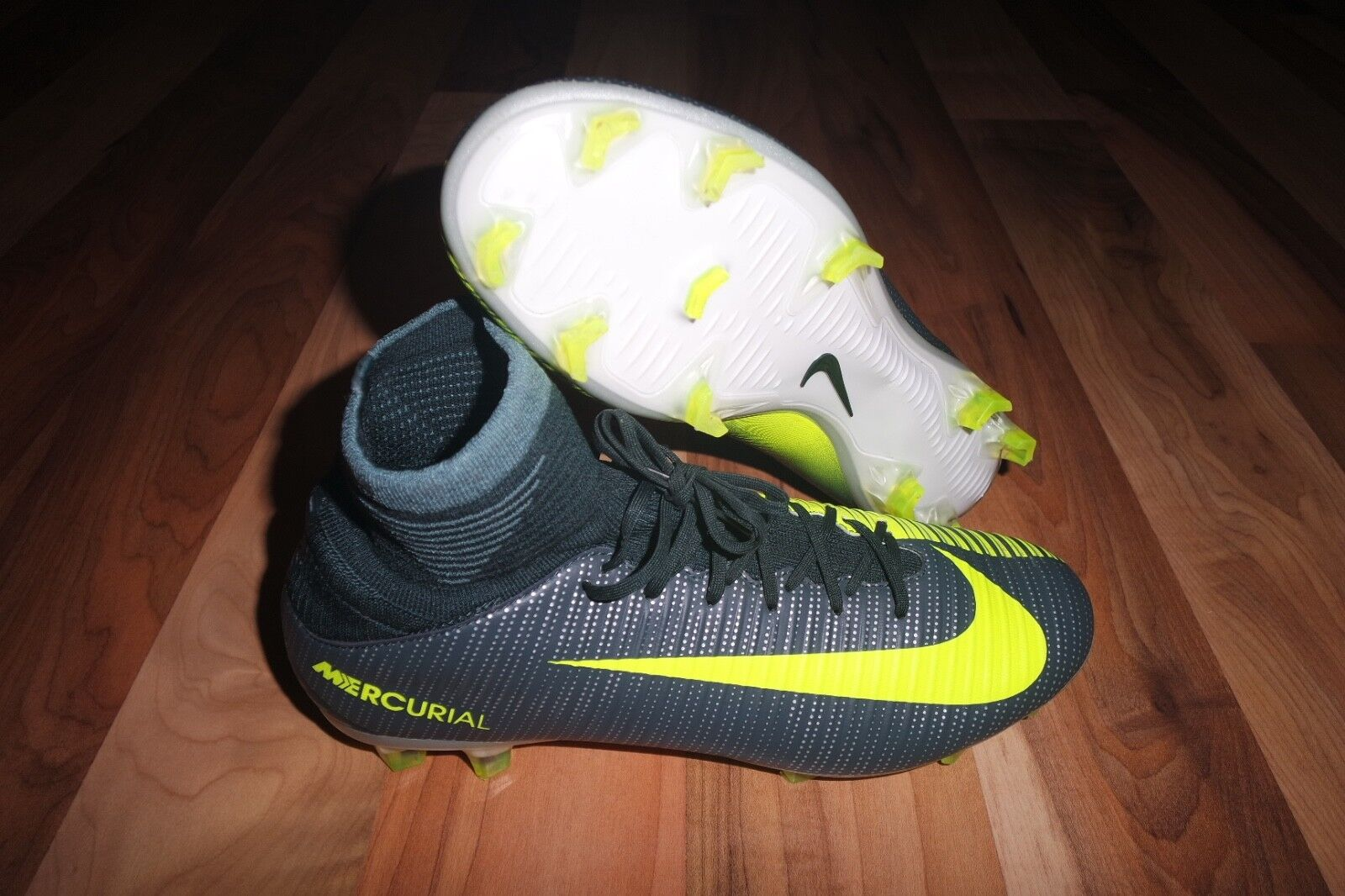 Nike Mercurial Veloce III 3 DF CR7 FG Botines de fútbol 852518 376 US 6 EU 38.5  180