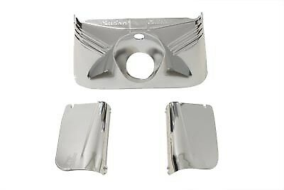 V-Twin 24-9909 Triple Tree Cover Kit Stainless Steel