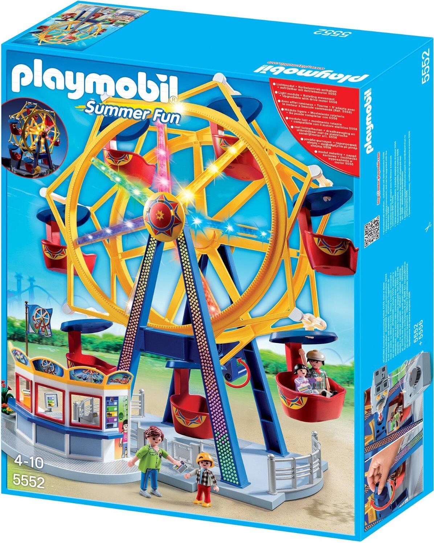 Playmobil - Summer Fun - 5552 - Riesenrad mit bunter Beleuchtung - NEU OVP
