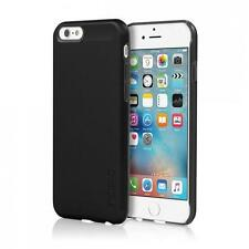 INCIPIO Feather Shine iPhone 6S & 6 Ultra-Thin Case Cover Aluminium Finish Black