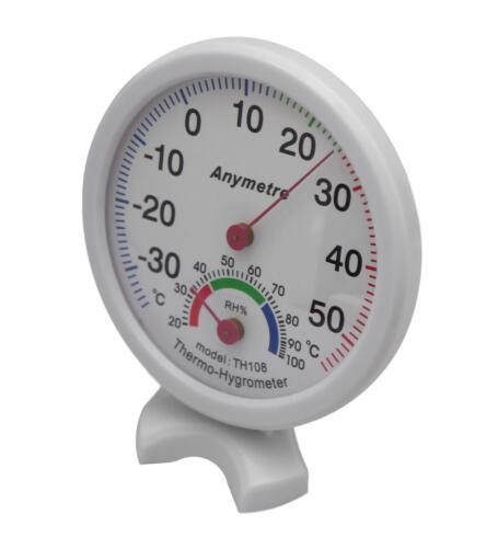 Präzisions Hygrometer Thermometer Luftfeuchtigkeit Thermohygrometer Raum