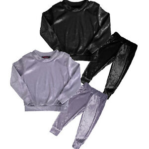 Clothing, Shoes & Accessories Outfits & Sets Precise 3 Months Girls Velour Tracksuit