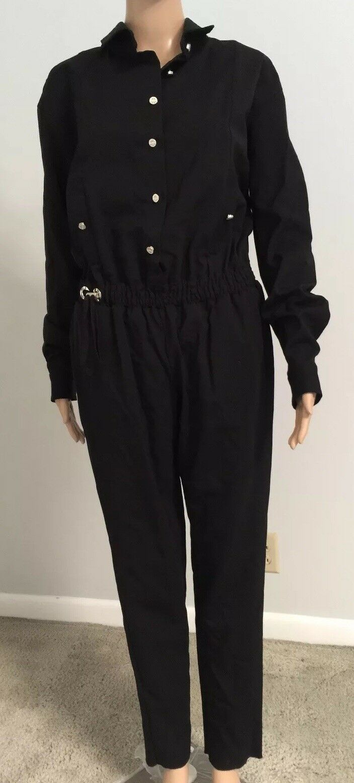 Anthony Vaccarello Women Jumpsuit Size 40 NWT Made in