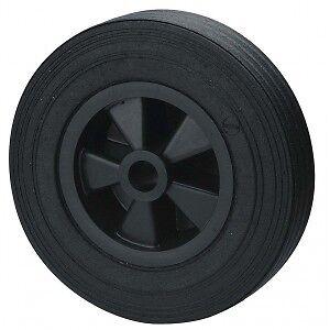 galet de roue jockey plastique diam tre 200mm remorque caravane ebay. Black Bedroom Furniture Sets. Home Design Ideas