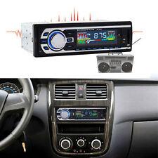 Universal Car Interior In-Dash Stereo Audio Receiver FM Aux Input SD USB MP3