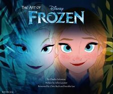The Art of Frozen by Charles Solomon (2013, Hardcover)