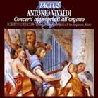 Antonio Vivaldi Concerti Appropriati All'organo 8007194101539 by Bach CD