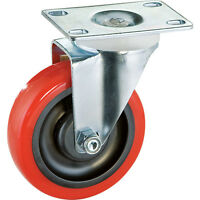 5 Casters, Swivel (plate Mount) on sale