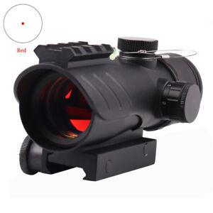 1X30-Tactical-Reflex-Red-Dot-Sight-Scope-Riflescope-Optic-Bubble-Level