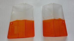 Coppia-trasparenti-fanalini-freccia-Fiat-616-Blinkers-lenses-Fiat-616