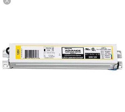 Lot of 10 Advance Xitanium LED120A0350C33FM 12W 350mA LED Electronic Driver