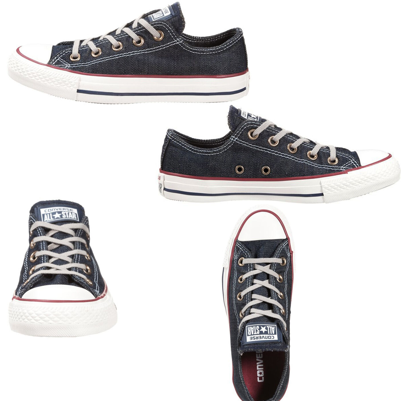 shoes CONVERSE DENIM VAQUEROS ALTOS ALL STAR CHUCK TAYLOR TAYLOR TAYLOR 112185
