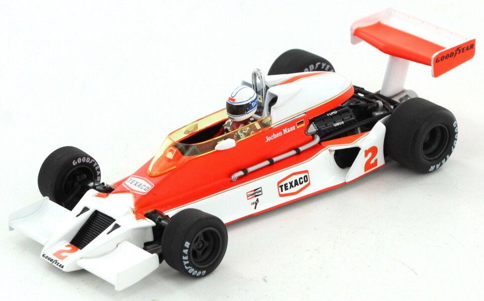 Ahorre 35% - 70% de descuento McLaren Ford Marlboro M26 Jochen Mass 1977 1 1 1 43  calidad auténtica