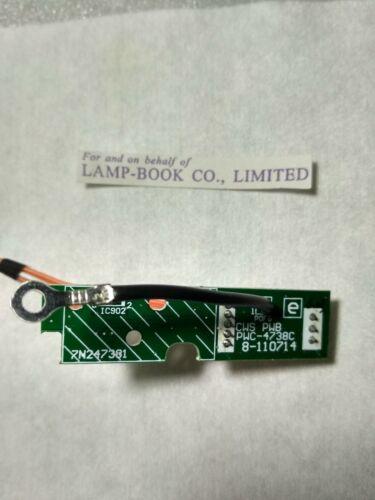 NEC NP115 NP210 NP215 V230 V260X VE280 VE281 V300X color wheel sensor board