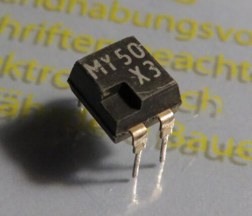 10x SMY50 Silizium P-Kanal-Anreicherungstyp MOSFET