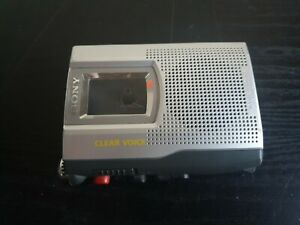 Sony-TCM-150-REGISTRATORE-A-CASSETTE-CORDER-Clear-Voice-Recorder-Lettore-personale-WALKMAN