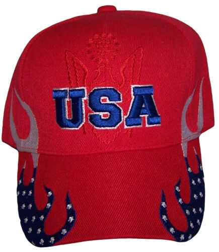 CapUS91 ^* USA US  Seal  Baseball Caps Hats Embroidered