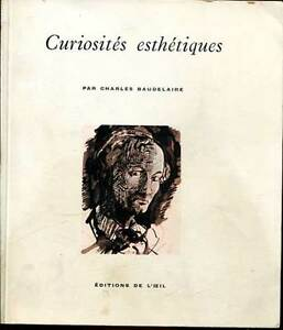 CURIOSITES ESTHETIQUES PDF