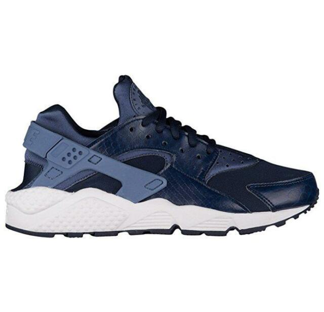 low priced fdc9b 67238 NIKE WMNS AIR HUARACHE RUN 634835 408 DIFFUSED BLUE/OBSIDIAN NAVY/WHITE -  SNAKE