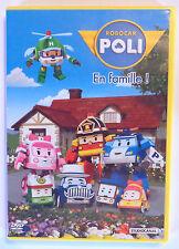 DVD DESSIN ANIME / ROBOCAR POLI EN FAMILLE / STUDIOCANAL