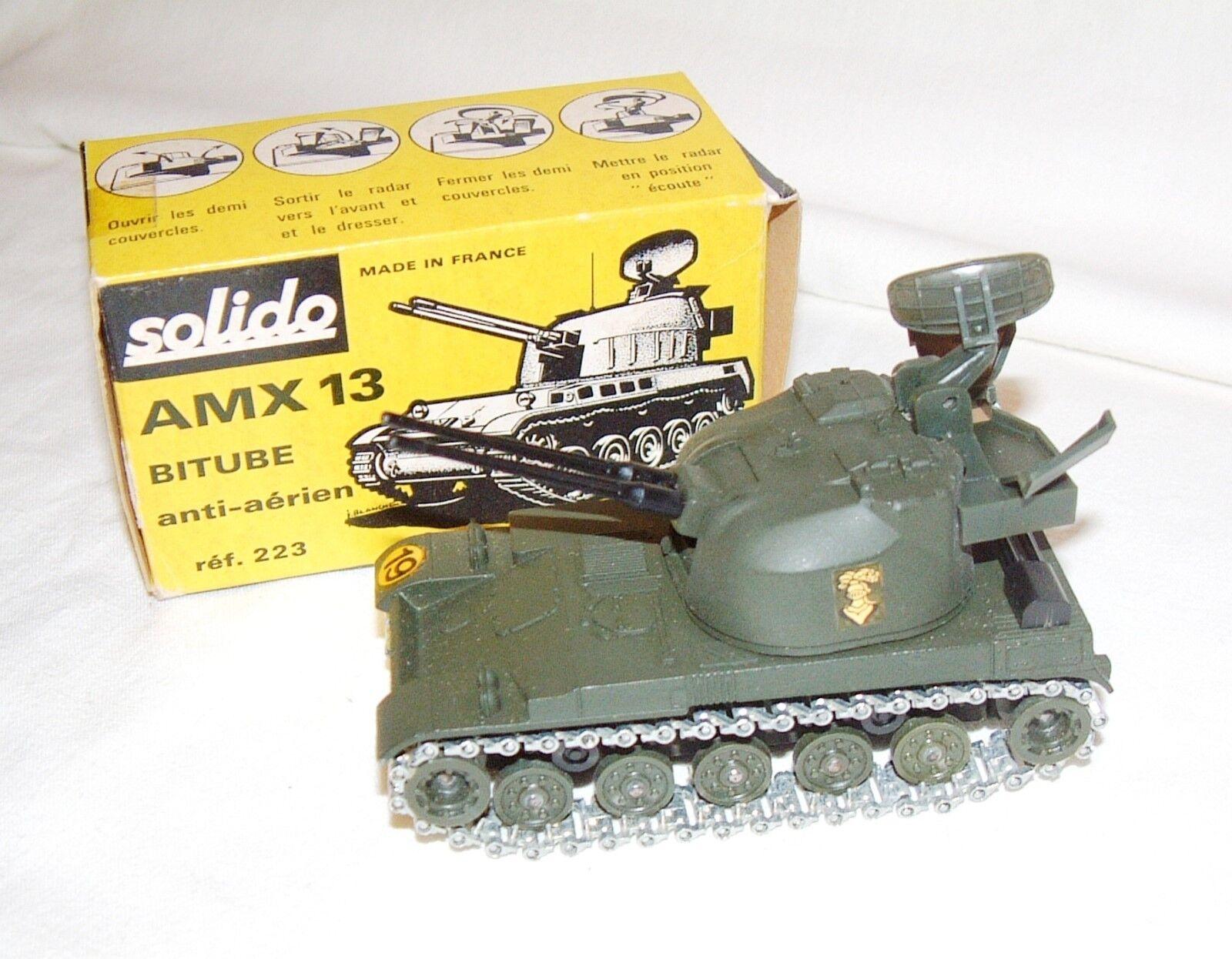 SOLIDO    223  AMX 13 Bitubes 37f4b4