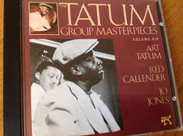 Art Tatum Group Masterpieces