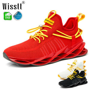 Men-039-s-Fashion-Blade-Sports-Sneakers-Casual-Breathable-Athletic-Walking-Shoes-Jog