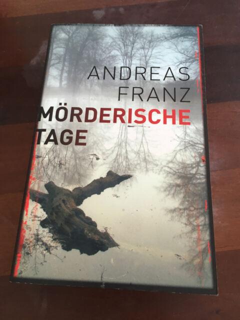 Mörderische Tage von Andreas Franz (2013, Taschenbuch) Top-Thriller Krimi