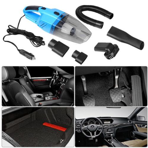 120W PKW Handheld Vacuum Reiniger Autostaubsauger Handstaubsauger Mit Led Licht