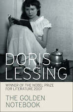 Harper Perennial Modern Classics - The Golden Notebook, By Doris Lessing,in Used