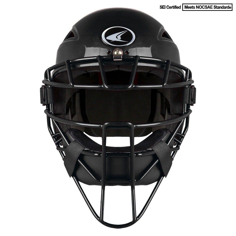 Champro Hel-Max Giovani Baseball Regolabile Intero Cattura Casco Maschera