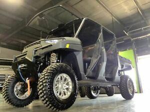 2020 Polaris Ranger Crew Xp 1000 Texas Edition Ebay